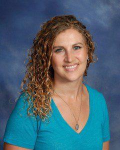 Amber Hiske : Parish Manager