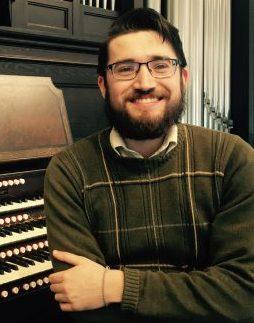 Jonathan Bading : Director of Sacred Music